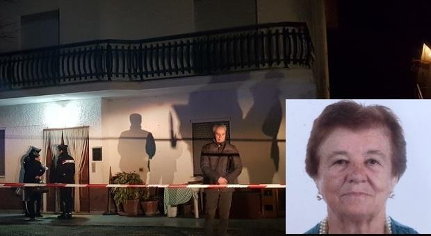 Montegiorgio, Maria rapinata e uccisa in casa: cinquant'anni di carcere al terzetto di criminali