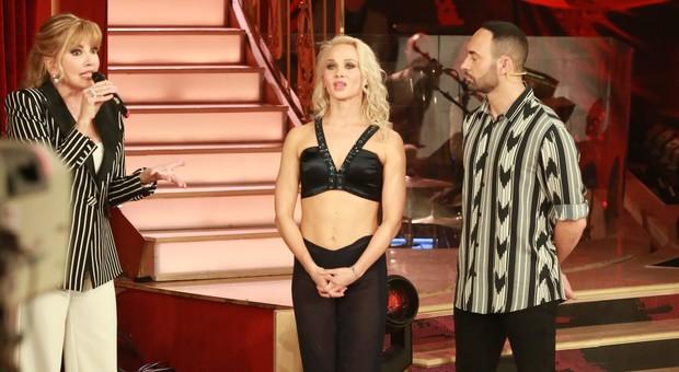 Ballando, Veera Kinnunen e Stefano Oradei di nuovo insieme. Milly Carlucci: «Orgogliosa di loro»