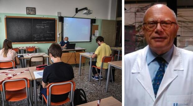Covid, l'infettivologo Galli: «Il virus circola ancora, votare a settembre è inappropriato: era meglio aprire le scuole a ottobre»