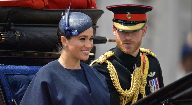 Meghan Markle, oggi la prima apparizione pubblica con il figlio Archie per il compleanno della Regina