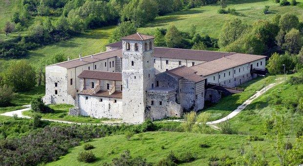 L'Abbazia di San Salvatore a Concerviano
