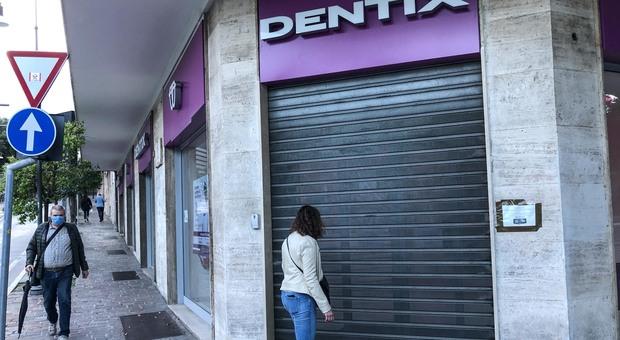 La sede Dentix a Perugia
