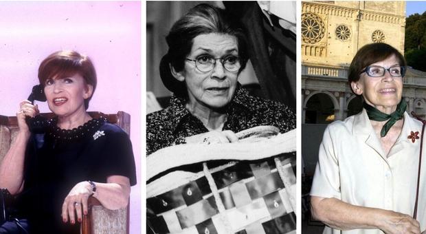 Franca Valeri è morta: la signora dello spettacolo aveva appena compiuto 100 anni