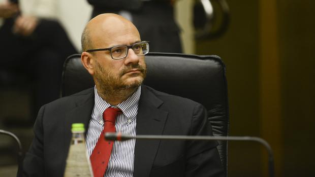 L'assessore regionale Antonio Bartolini