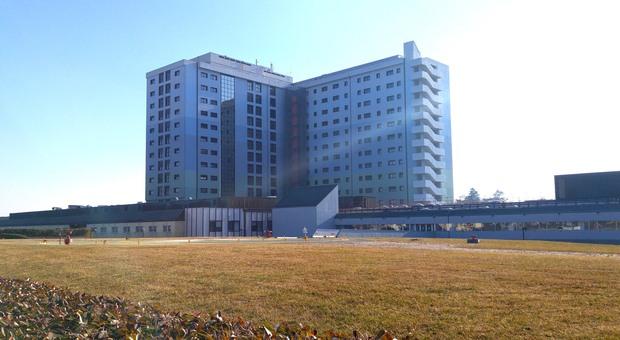 l'ospedale di Castelfranco