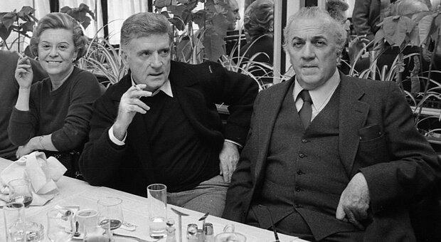 Sergio Zavoli, la grande amicizia con Fellini: sarà sepolto accanto al regista
