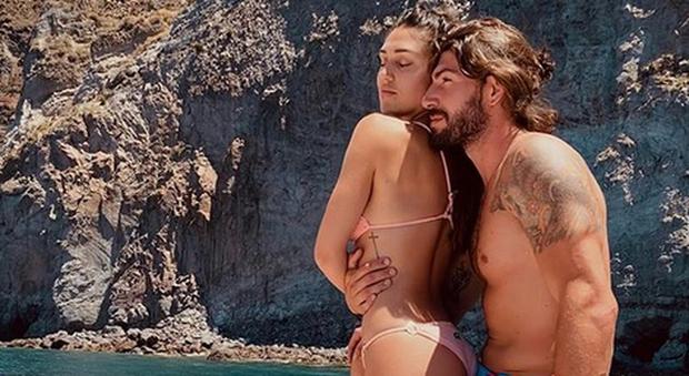Cecilia Rodriguez e Ignazio Moser (Instagram)