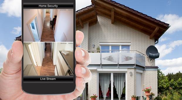 immagine Furti in casa: evitarli con sensori e sistemi di videosorveglianza