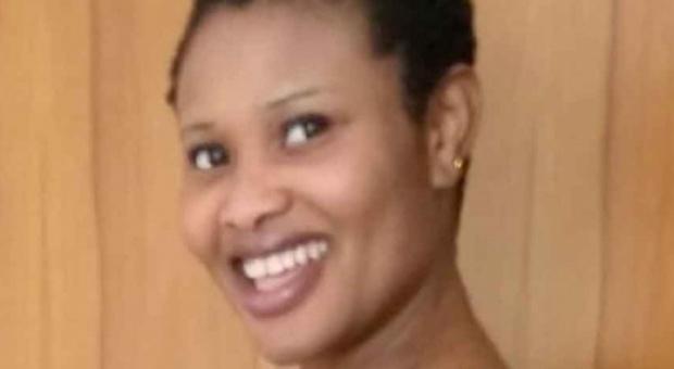 Glory Obibo nella foto scelta dalla famiglia per il suo necrologio.