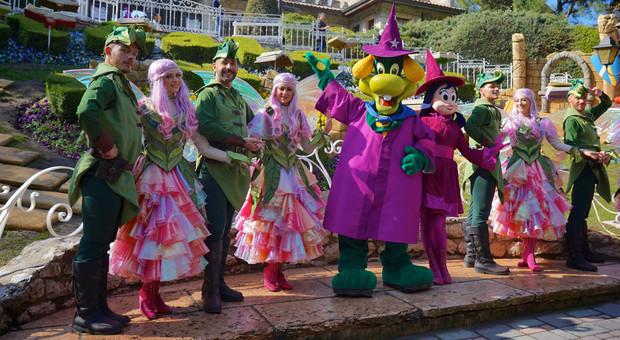 Al parco di Gardaland è iniziato l'anno della magia