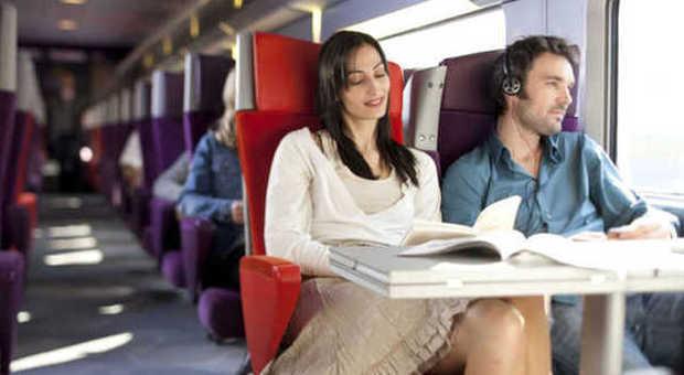 A bordo del TGV @SNCF - Patrick Curtet