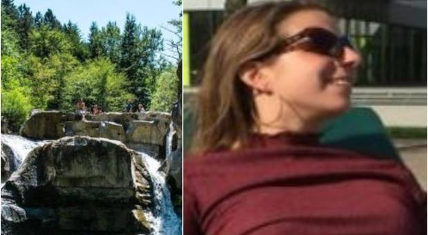 Studentessa tedesca in Erasmus morta a Forlì: è scivolata sulle rocce vicino a una cascata