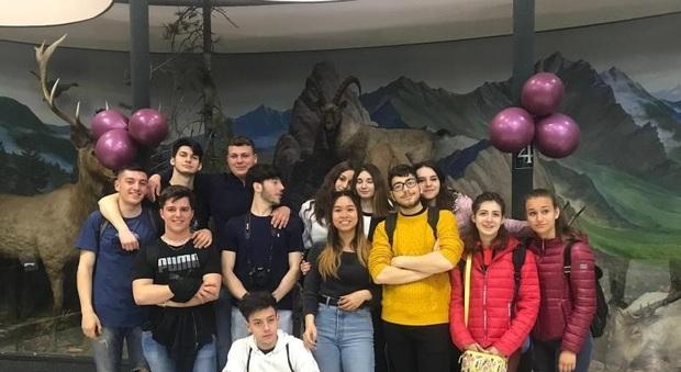 Studenti del Rosatelli in Siberia