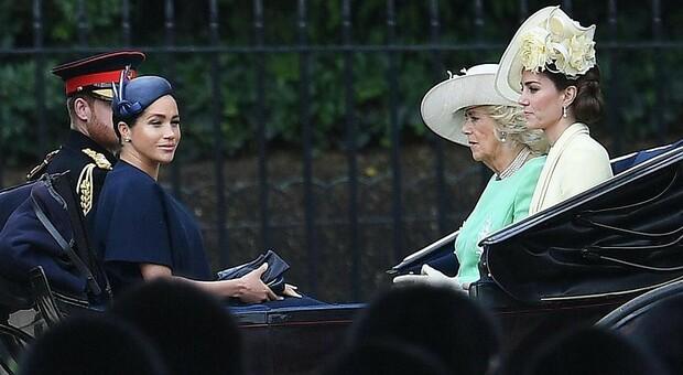 Meghan Markle, il retroscena sul primo incontro con il principe William: «Kate Middleton fu una grande delusione»