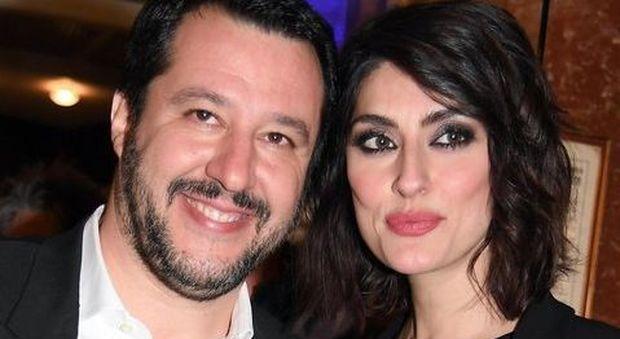 Salvini a Radio2: «Sì, sono geloso di Elisa». E oggi la raggiunge negli studi Rai