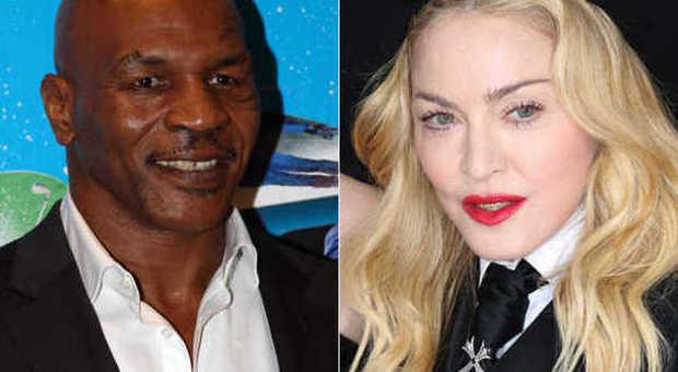 Mike Tyson e Madonna (mtv.co.uk)