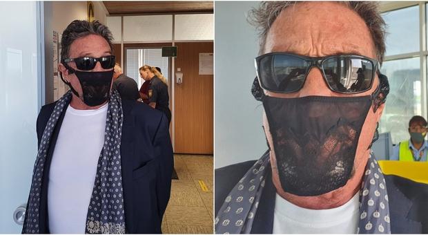 Tanga al posto della mascherina: arrestato John McAfee, creatore dell'antivirus