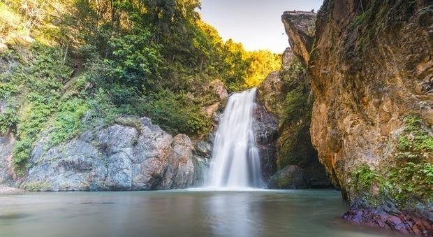 Cascate di Damajagua (@Dominican Republic Regions)