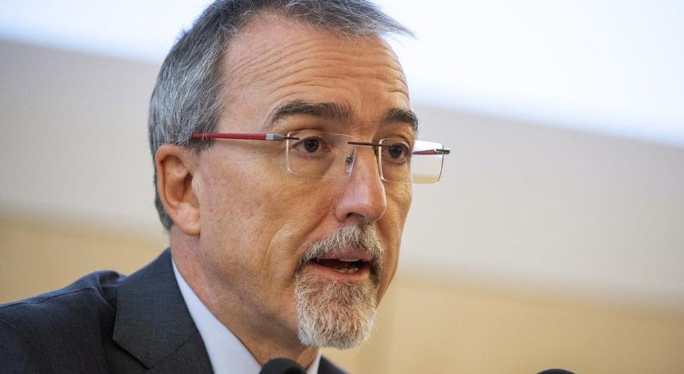 Pietro Gorlier, responsabile di Fca per l'Area Emea