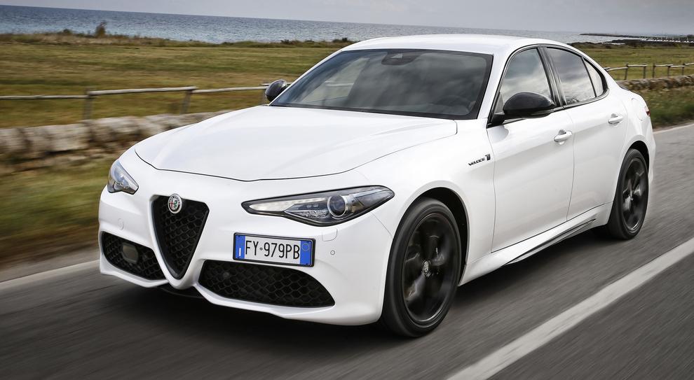 La rinnovata Alfa Romeo Giulia