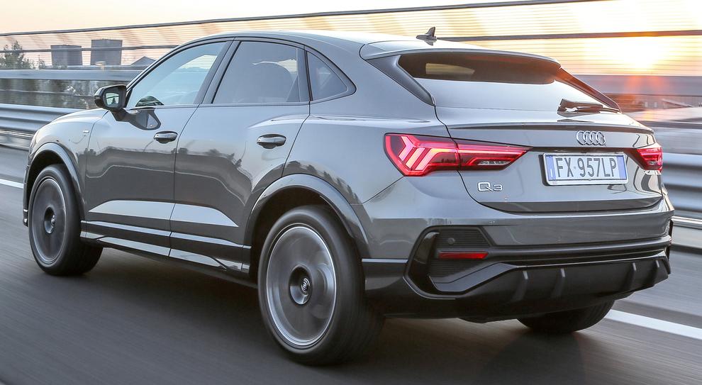 L'Audi Q3 Sportback