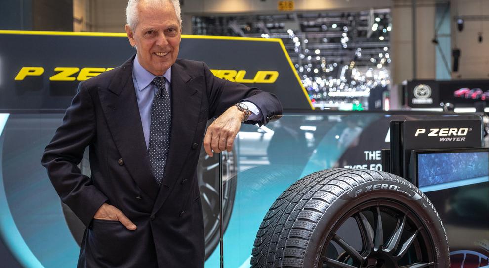 Marco Tronchetti Provera, ad del gruppo Pirelli