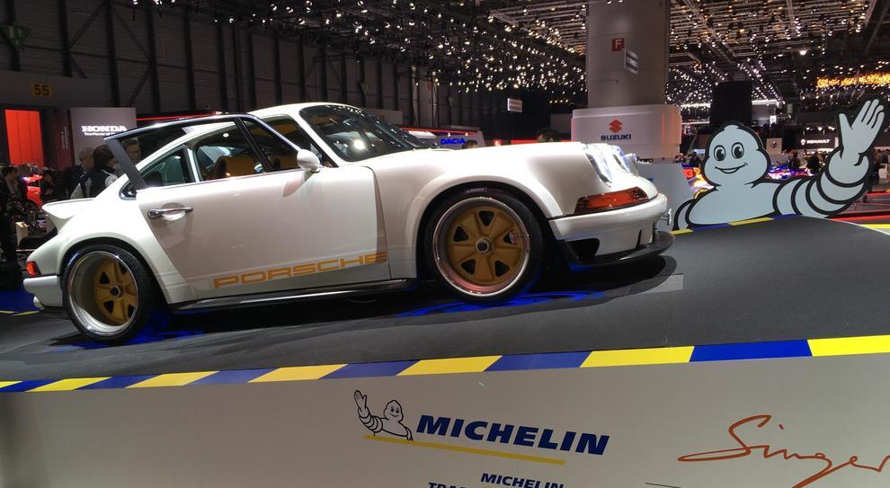 Michelin al Salone di Ginevra 2019