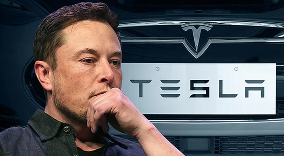 Elon Musk numero uno di Tesla