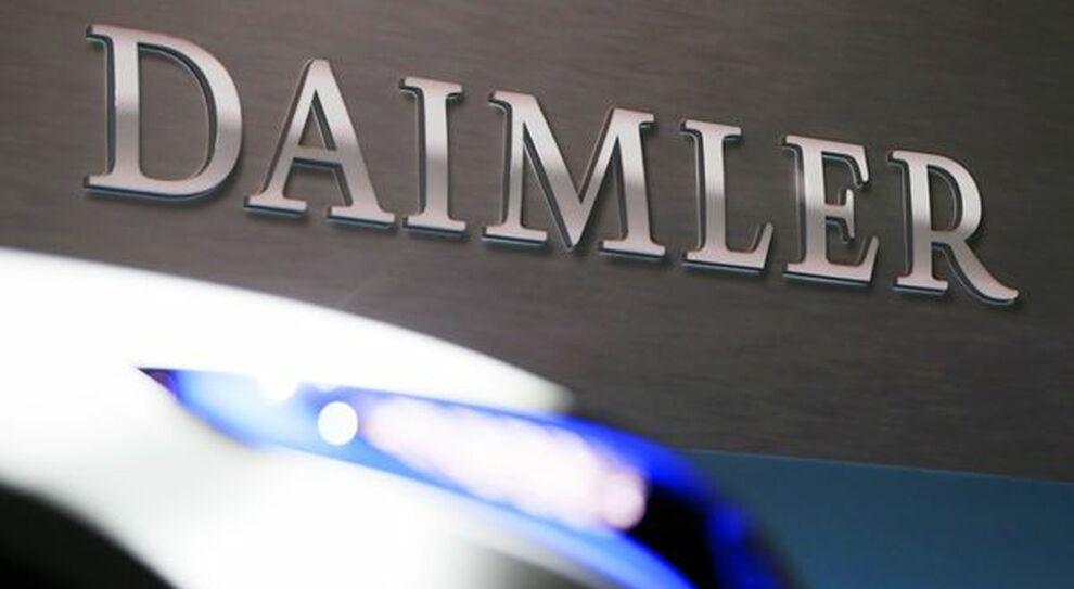 Una sede della Daimler