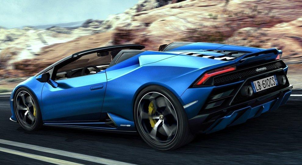Lamborghini Huracàn Evo RWD Spyder