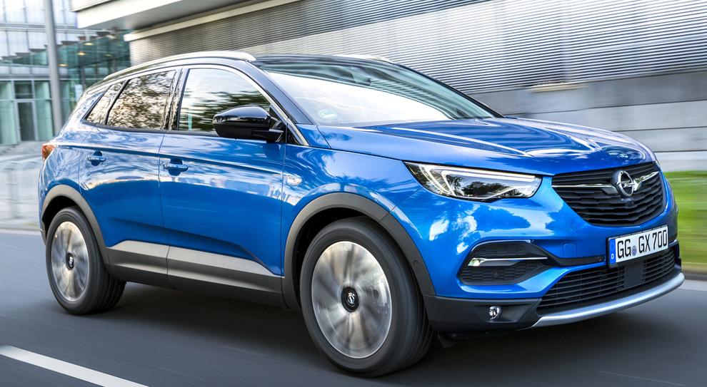 La nuova Opel Grandland X