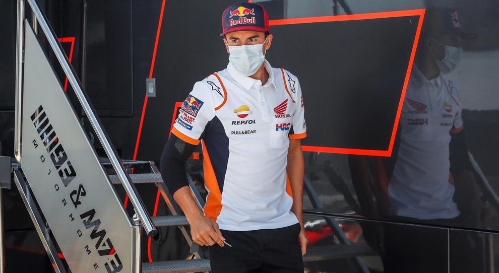 Marc Marquez assente anche Brno dopo che si è dovuto sottoporre ad una nuova operazione