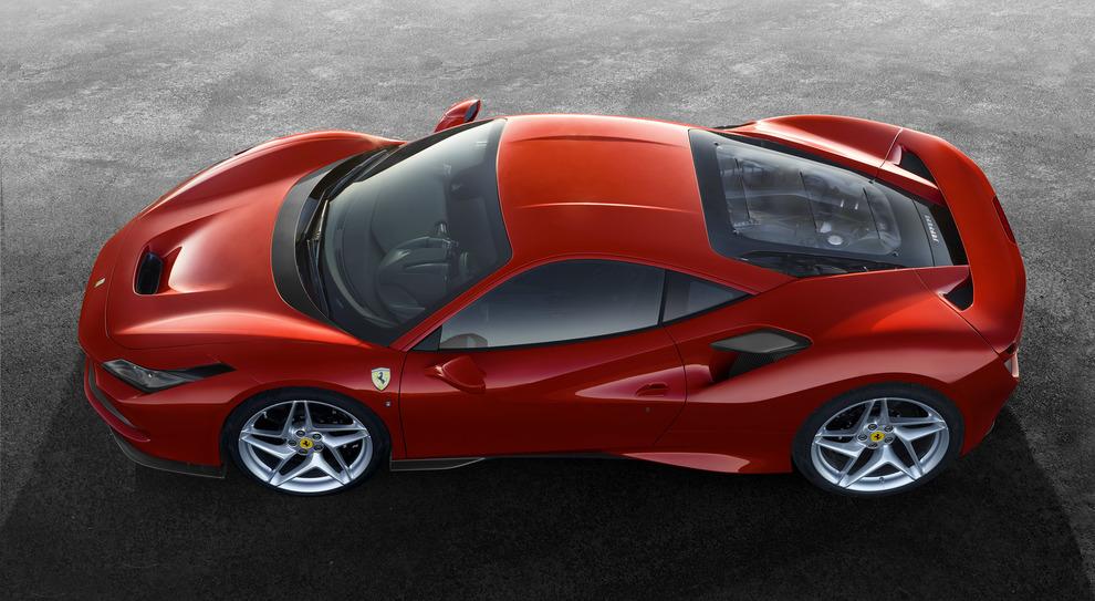 La Ferrari F8 Tributo, regina di Ginevra 2019