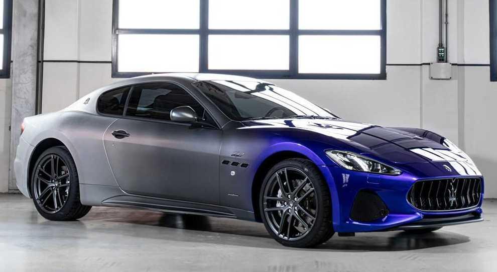 La Maserati Gran Turismo Zéda