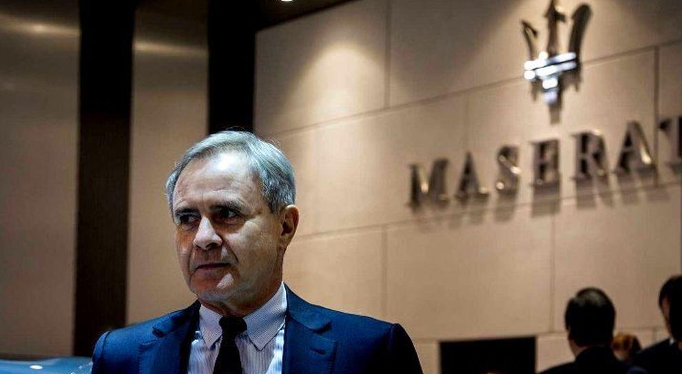 Harald Wester, Maserati executive chairman