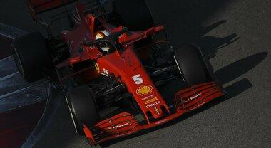 Gp di Russia, Ferrari rosso pallido grazie a Leclerc 6°. Per Vettel, 13° e doppiato è buio pesto
