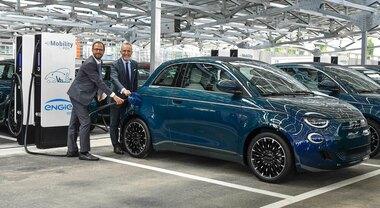 Fca, inaugurato a Mirafiori il progetto pilota Vehicle-to-Grid