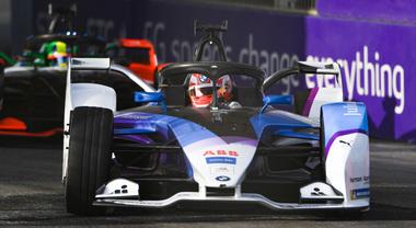 EPrix Diriyah, Show di BMW e Audi: tripletta bavarese in gara 2