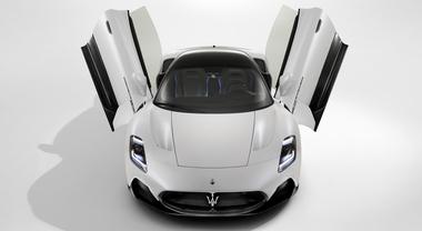 Maserati MC20, la nuova super sportiva della Casa del Tridente