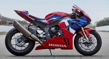 Nuova CBR1000RR, riflettori puntati sulla supersportiva Honda ad altissime prestazioni