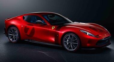 Ferrari Omologata, nuova one-off del Cavallino. A Fiorano debutta il decimo gioiello unico di Maranello
