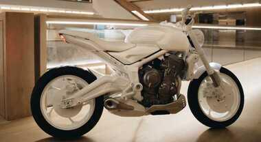 Triumph svela il Trident Design Prototype. Nuova roadster a 3 cilindri arriverà nella primavera 2021
