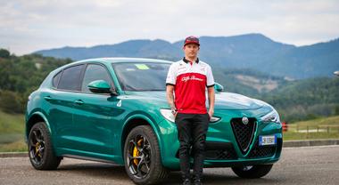 Alfa Romeo, Raikkonen e Giovinazzi al Mugello con le stradali del Biscione