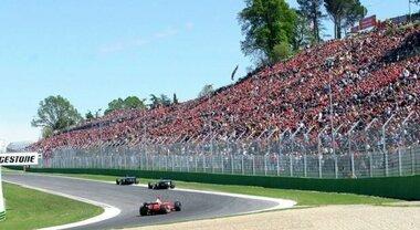 A Imola con il pubblico, per il Gran Premio dell'Emilia Romagna saranno ammessi 13.147 spettatori