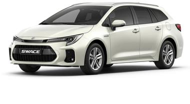 Suzuki Swace, la nuova station wagon ha un'aria decisamente famigliare