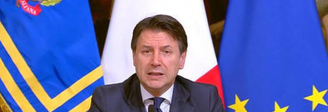 Conte presenta il nuovo decreto: «Pene pecuniare per chi viola le regola da 400 a 3000 euro»