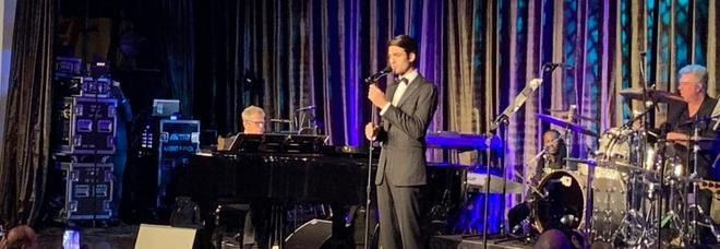 Matteo Bocelli, applausi Oltreoceano all'American Icon Awards