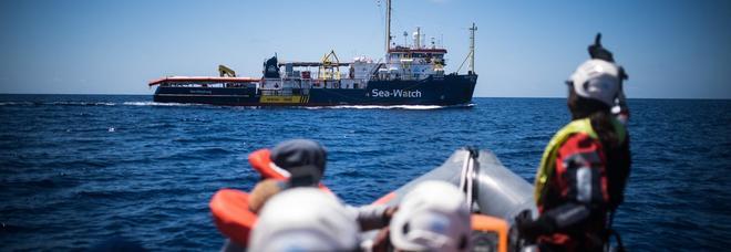 Migranti, Sea Watch soccorre 50 persone davanti alla Libia