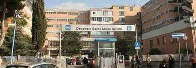 L'ospedale Santa Maria Goretti di Latina