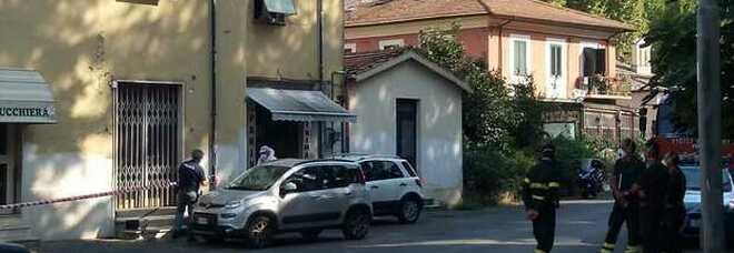 Via Rosatelli (foto Meloccaro)